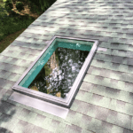 GAF shingles & velux skylights replacement in Media PA 19063