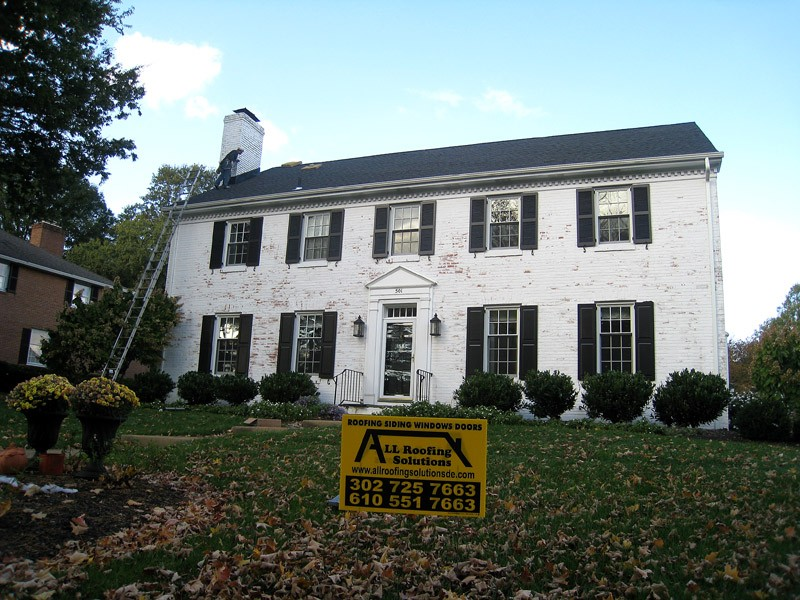 Shingle Re-Roofing, Newtown Square PA 19073