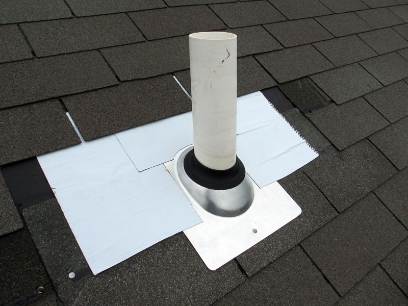 Roofing Vent Pipe Repairs