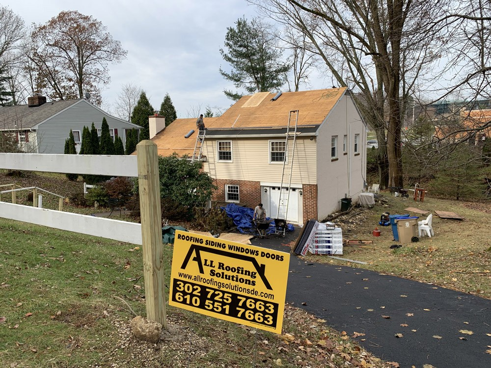 Roofing Replacement Newtown Square Pa 19073